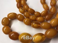 100% natural baltic amber necklace