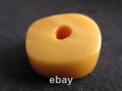 2.7 GR Real Natural Genuine Old Ancient Antique Moroccan Baltic Amber Bead