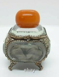 22 Gram Antique Old Natural Kahraman Baltic Amber Bead