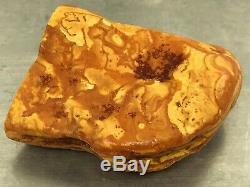 26GR Natural Royal Baltic Amber stone