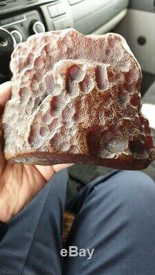 515 Gr. Natural Baltic Amber Stone