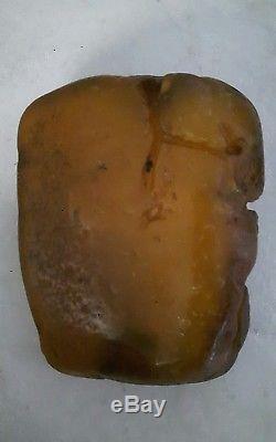 527gramm Roh Bernstein Naturbernstein Natural Baltic Amber Raw Stone 527g