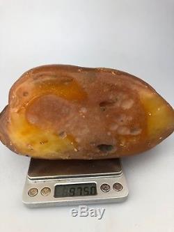 AMBER BALTIC raw bernstein kehribar UNIQUE 1000 gram STONE bursztyn KAHRAMAN