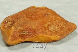 Antique Baltic Amber Natural Old Stone 32 Grams Baltic Collectible Stone