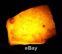 Antique raw amber old stone rough 37.4g natural Baltic DIY