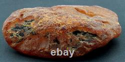 BALTIC AMBER STONE 110 gr. NATURAL 100%