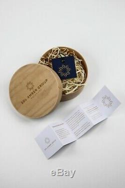LOT Of 6 Baltic amber rosary 54gram 7mm 33 prayer beads misbah Tesbih NATURAL
