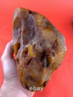 Natural Baltic AMBER Stone 1023gr Bernstein kehribar kahraman genuine