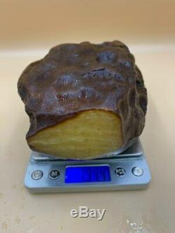 Natural Baltic AMBER Stone 790gr Bernstein kehribar kahraman genuine
