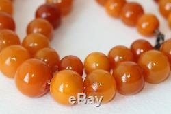 Natural Baltic Amber Beads 50.37