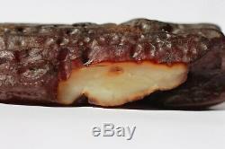 Natural Baltic Amber Stone 253 grams