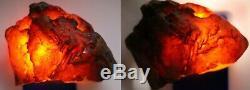 Natural Baltic Amber Stone 379 grams
