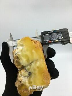 Natural Baltic Amber Stone Baltic 396 gr Bernstein kehribar kahraman genuine