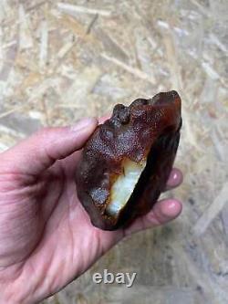 Natural Baltic Amber stone 200g Bernstein kehribar kahraman genuine