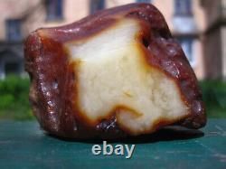 Natural baltic amber stone w 217.5 grams