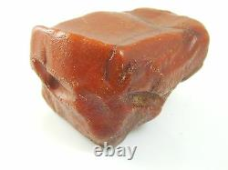 Natural raw unpolished baltic amber piece 181.3 grams