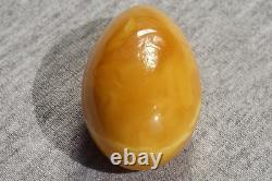 Old Baltic natural amber single pendant, stone 8 g. COLLECTIBLE AMBER QUALITY