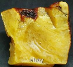 Raw Amber Stone rock 387 g pendant 100% natural Baltic kahrab kahrman misbah