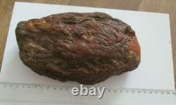 Raw Amber Stone rock 750 g pendant 100% natural Baltic kahrab kahrman misbah