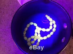 Vintage Butterscotch Natural Baltic Amber Komboloi Islamic Prayer Beads 26g